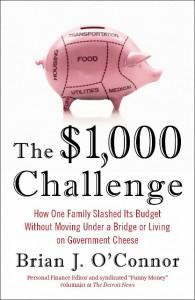 1000 challenge brian j oconnor