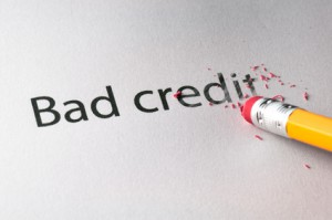 erase bad credit score