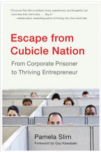escape from cubicle nation pam slim