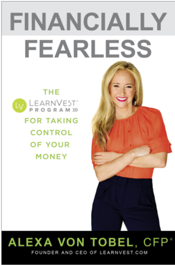 financially fearless review alexa von tobel