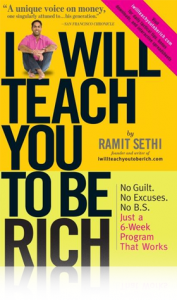 ramit sethi i will teach you to be rich review