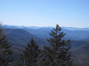 nc mountain trip