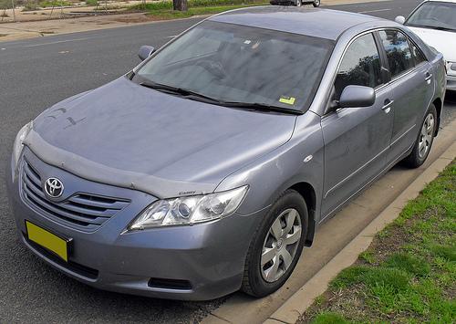 Toyota Camry family car